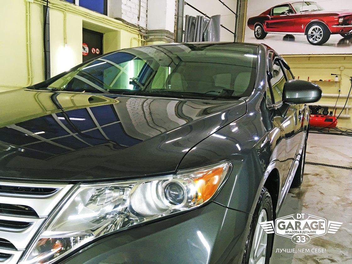 Toyota Venza после мойки «Koch Chemie»