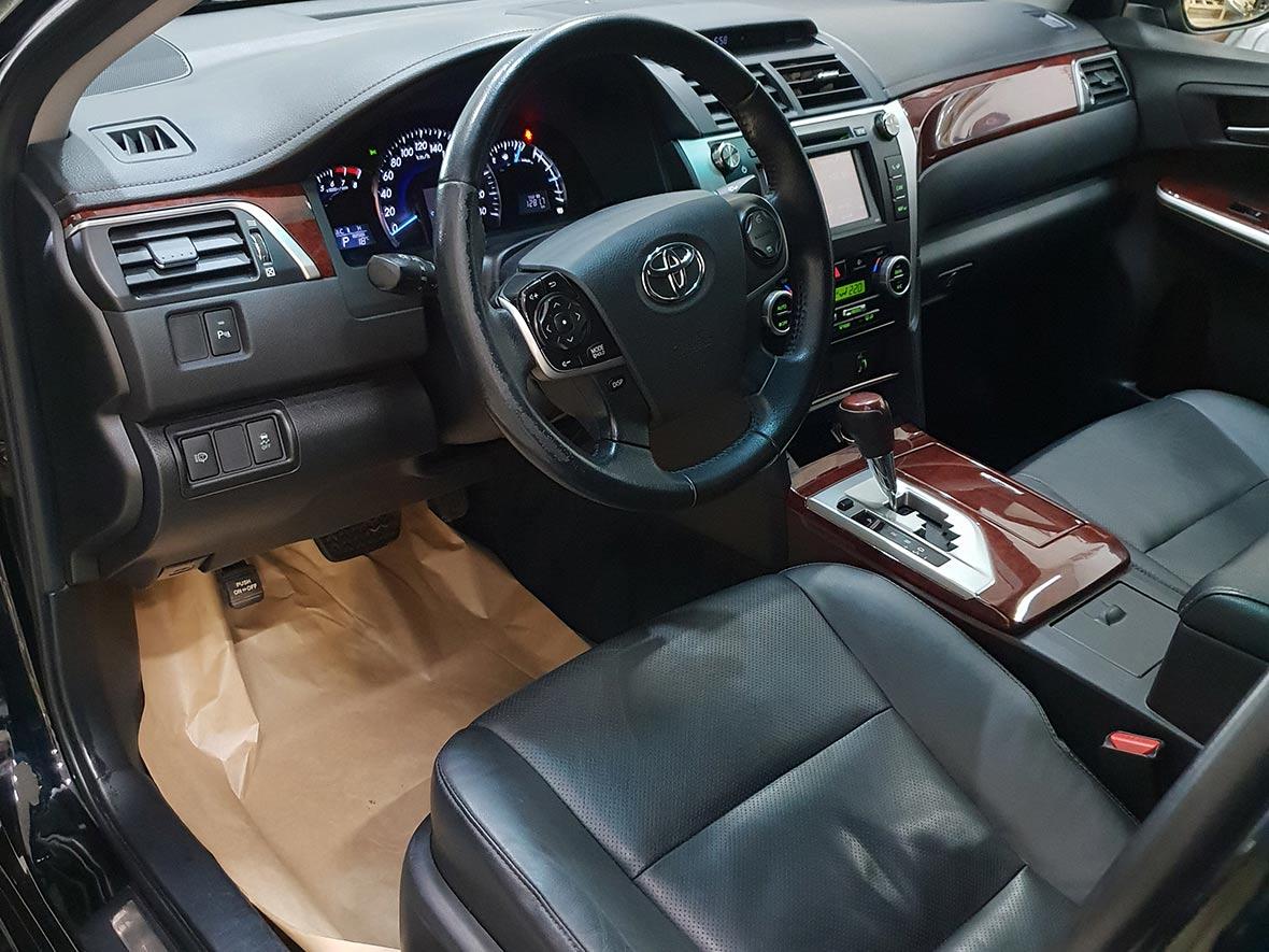 Полировка хромовых деталей кузова авто