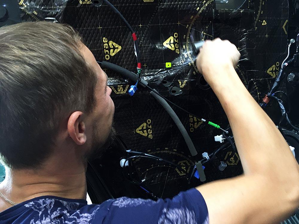Высококлассная система шумоизоляции StP в городе Владимир в 2020 году