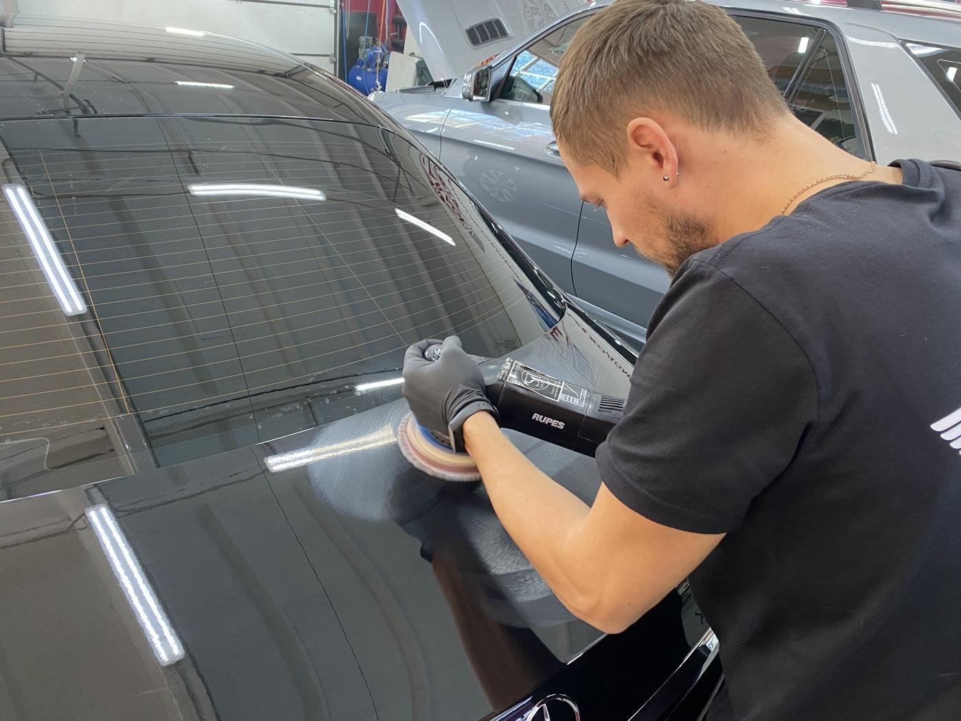 Сколько слоев керамики нужно наносить на машину?