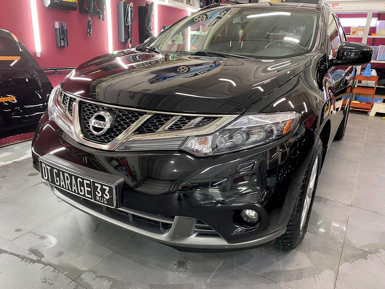 Смотреть на фото автомобиль, прошедший через полировку с керамикой в детейлинг-центре «DT GARAGE 33» в городе Владимире.