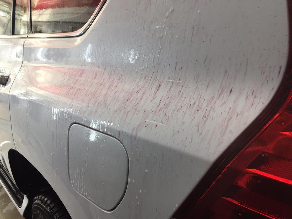 На автомобиле появились ржавые точки. Что это? Можно ли их убрать?
