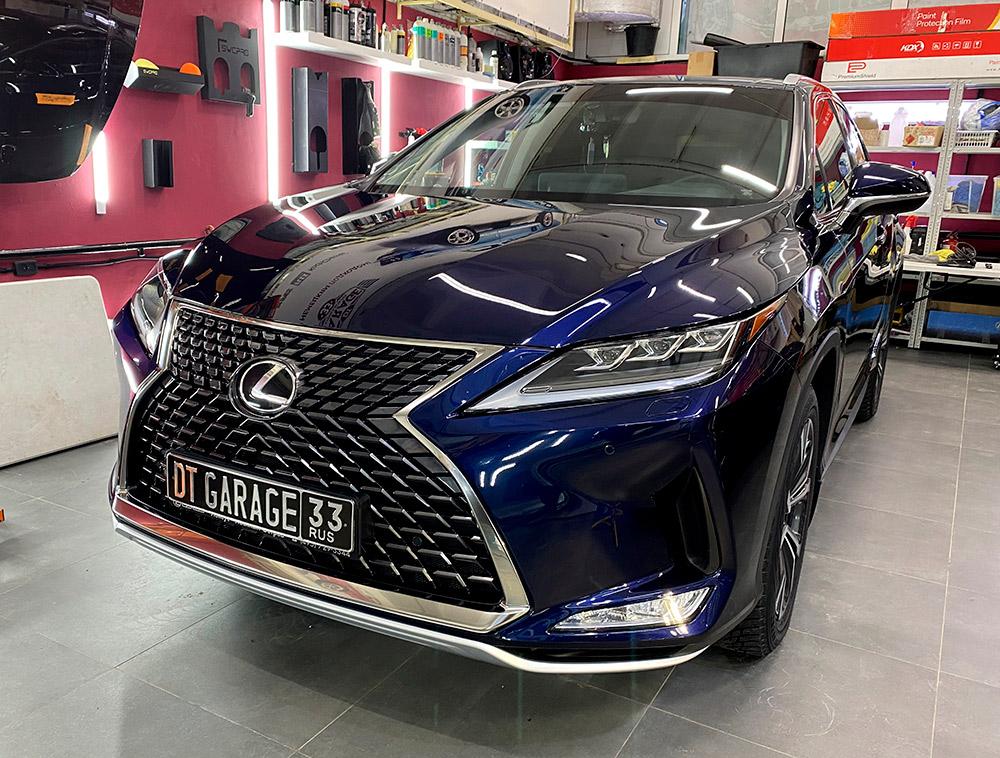 Смотреть на фото, как смотрится автомобиль после обработки керамикой I-SHIELD 9H++.